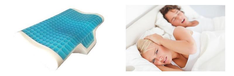 ホールドカーブ形状の頸椎サポート